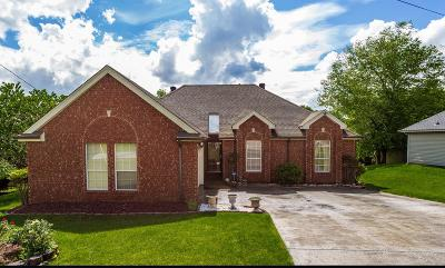 Old Hickory Single Family Home For Sale: 4504 S Trace Blvd