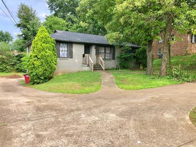 Clarksville Single Family Home For Sale: 126 James Dr