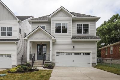 East Nashville Single Family Home For Sale: 1927B Berkshire Dr