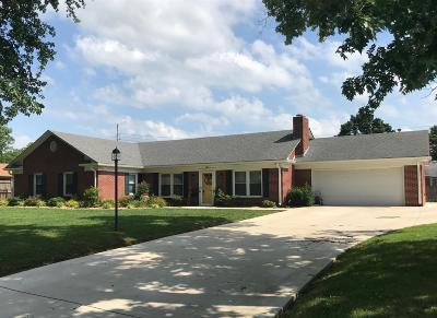 Lawrenceburg Single Family Home For Sale: 225 Admiral Cir