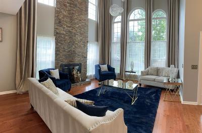 Nashville Single Family Home For Sale: 609 Sugar Mill Dr