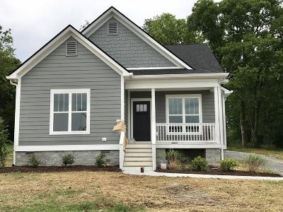 Wilson County Single Family Home For Sale: 413 Harding Dr Lot 7