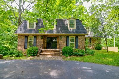 Ashland City Single Family Home For Sale: 321 Powder Mill Dr