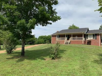 White Bluff Single Family Home For Sale: 2102 Claylick Rd