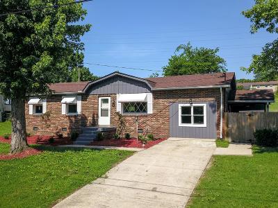 Hendersonville Single Family Home For Sale: 104 Dennis Rd