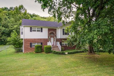 Columbia  Single Family Home Active Under Contract: 1467 Center Star Rd