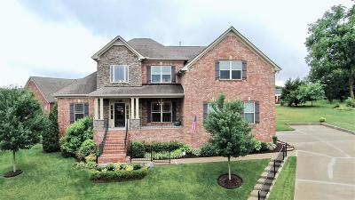 Gallatin Single Family Home For Sale: 813 Fanning Ct