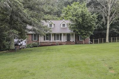 Brentwood Single Family Home For Sale: 1005 Woodside Dr