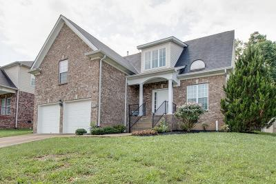 Smyrna Single Family Home For Sale: 3718 Montgomery Way