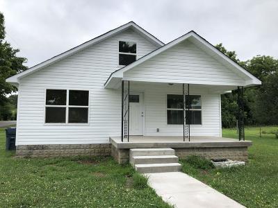 Hohenwald Single Family Home For Sale: 318 S Oak St
