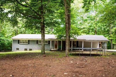 Hohenwald Single Family Home For Sale: 142 Little Swan Creek Rd