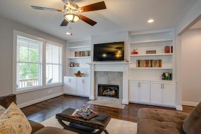 Nashville Single Family Home For Sale: 1018 14th Ave S