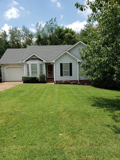 Thompsons Station  Rental For Rent: 2868 Maple Cir