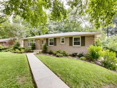 Nashville Single Family Home For Sale: 219 Wauford Dr