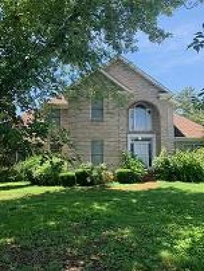 Nashville Single Family Home Active Under Contract: 405 Golden Hill Ct
