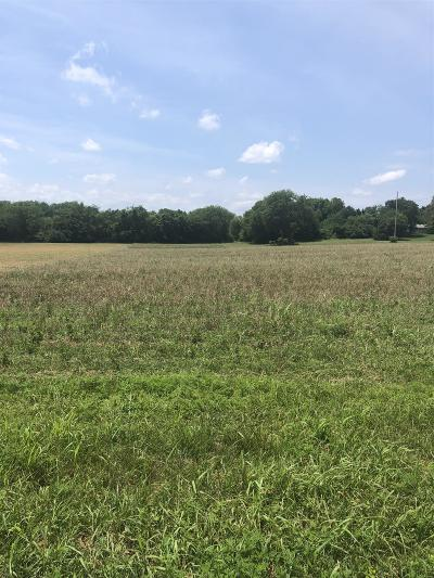 Murfreesboro Residential Lots & Land For Sale: Shelbyville Pike