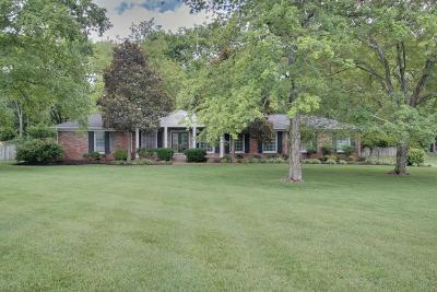 Nashville Single Family Home For Sale: 914 Waterswood Dr