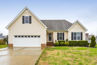 Murfreesboro Single Family Home For Sale: 1978 Stoney Meadow Dr