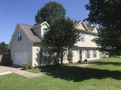 Smyrna TN Single Family Home Pending: $249,900