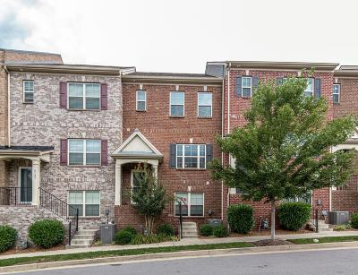 Brentwood Condo/Townhouse For Sale: 5129 Ander Dr.