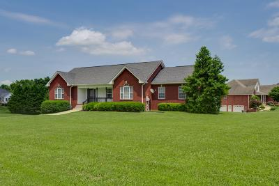 Pleasant View TN Single Family Home For Sale: $426,900