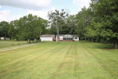 Eagleville Single Family Home For Sale: 2100 John Windrow Rd