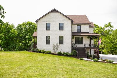 Greenbrier Single Family Home Active Under Contract: 4930 Albert Fentress Road