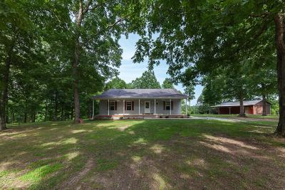White Bluff Single Family Home For Sale: 1208 Pack Rd