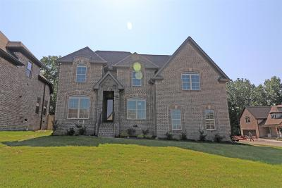 Wilson County Single Family Home For Sale: 511 Hollow Tree Trail