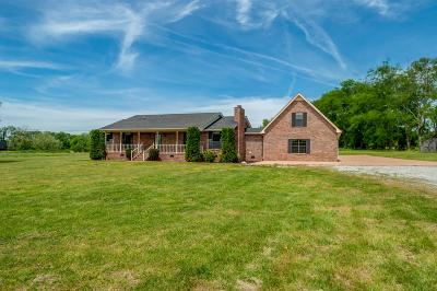 Franklin Single Family Home For Sale: 1837 Lewisburg Pike