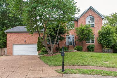 Nashville Single Family Home For Sale: 520 Welton Court