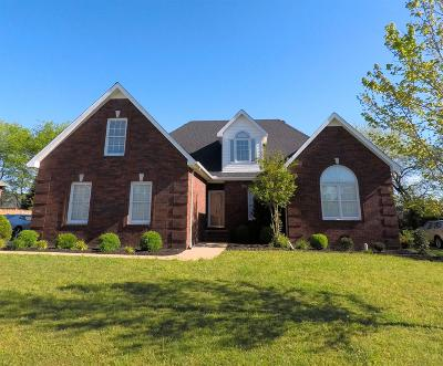 Murfreesboro Single Family Home For Sale: 237 Forsyth St