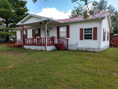 Smithville Single Family Home For Sale: 3621 Hwy 70