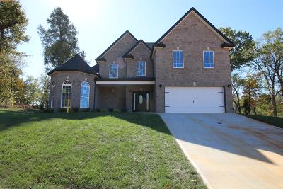 Single Family Home Active Under Contract: 143 The Groves At Hearthstone