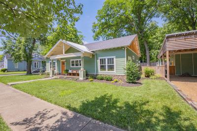 Murfreesboro Single Family Home For Sale: 603 N Maney Ave