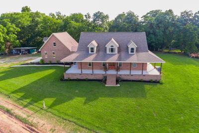 Belvidere Single Family Home For Sale: 78 Wilks Rd