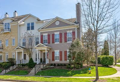 Franklin Condo/Townhouse For Sale: 1201 Stoney Point Ln