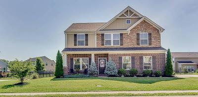 Murfreesboro Single Family Home For Sale: 1013 Hamlet Dr