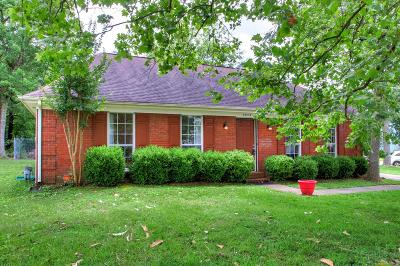Nashville Single Family Home For Sale: 3033 High Rigger Dr