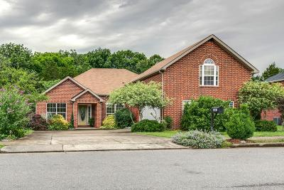 Antioch Single Family Home Active Under Contract: 6821 Hickory Rim Ct
