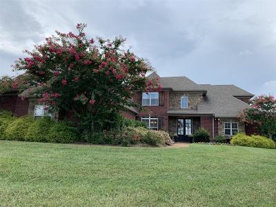 Gallatin Single Family Home For Sale: 117 Oglethorpe Ave