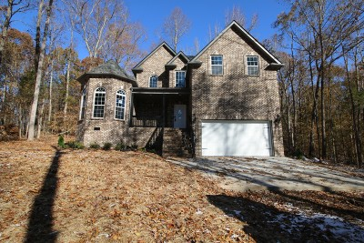 Single Family Home Active Under Contract: 480 Gip Manning Rd