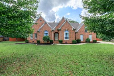 Murfreesboro Single Family Home For Sale: 610 Kings Ridge Dr
