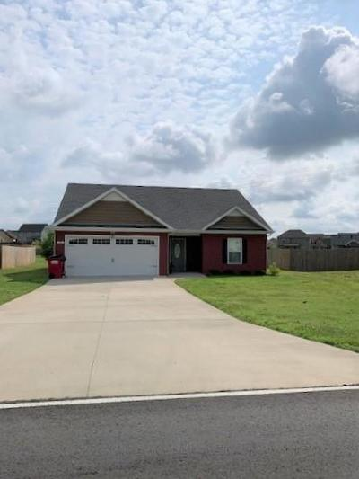 Single Family Home For Sale: 551 Tracy Ln
