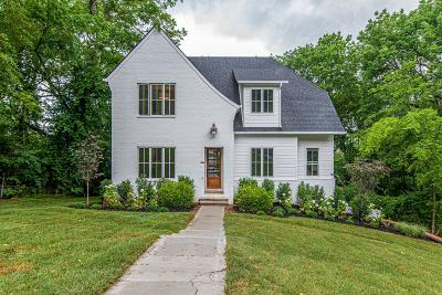 Davidson County Single Family Home For Sale: 3533 Trimble Rd