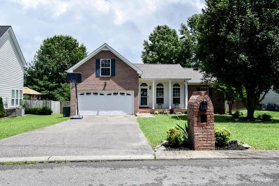 Gallatin Single Family Home For Sale: 424 Dorchester Pl
