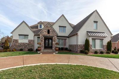 Gallatin Single Family Home For Sale: 1074 Albatross Way