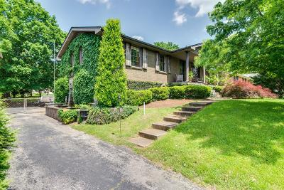Nashville Single Family Home For Sale: 528 Continental Dr