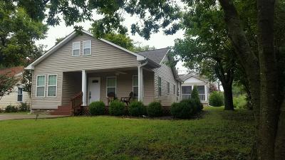 Nashville Single Family Home For Sale: 4200 Elkins Ave