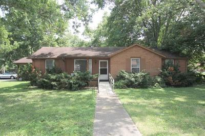 Single Family Home For Sale: 1403 Avon Rd